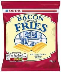 BACON FRIES  24G (24)**