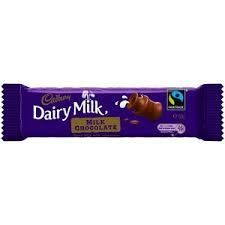 CAD DAIRY MILK BAR 50g (48)