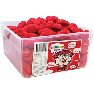 CHUNKY STRAWBERRY CLOUDS 1.45kg