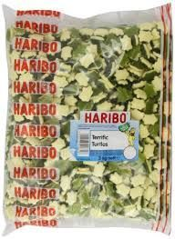 HARIBO TERRIFIC TURTLES 3kg