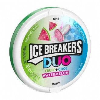 ICE BREAKERS DUO WATERMELON 37G (8)