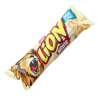 Lion White Chocolate Bar 42g (40)