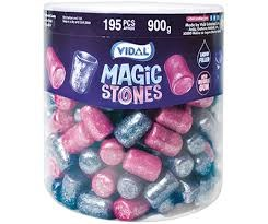 VIDAL MAGIC STONES FIZZ GUM 900g