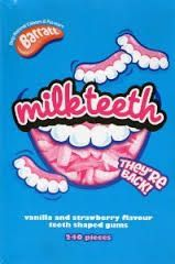 BARRATT MILK TEETH 240P