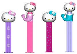 PEZ HELLO KITTY MERMAID (6)