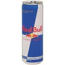RED BULL CAN 473ml (12)