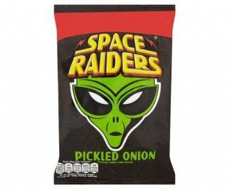 SPACE RAIDERS PICKLED ONION 22G (40)