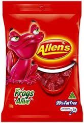 ALLENS FROGS ALIVE 190g (12)
