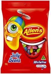 ALLENS JELLY BEANS 190g (12)