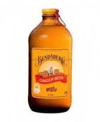 BUNDABERG GINGER BEER 375ml (24)