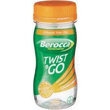 BEROCCA DRINK ORANGE 250ml (12)