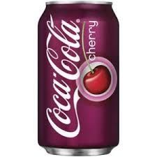 CANS CHERRY COKE 330ml (24)