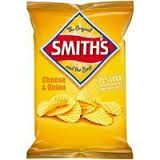 SMITHS CHEESE & ONION 170g
