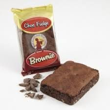 MRS HIGGINS FUDGE BROWNIE 80G (9)