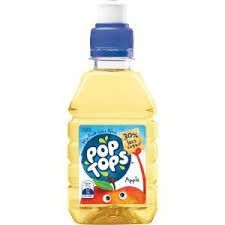 POP TOPS APPLE 250ml (24)