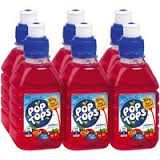 POP TOPS WILDBERRY 250ml (24)