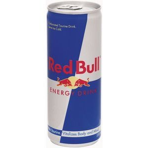 RED BULL CAN 250ml (24)