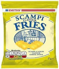 SCAMPI FRIES 27G x 24**