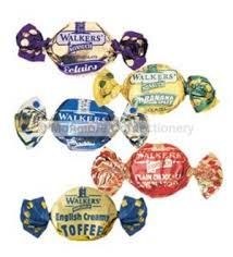 WALKERS ASSORTED TOFFEE 2.5KG